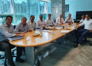 Conselho Gestor (Foto: Cruzeiro/divulgação)